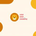 تصميم هوية بصرية لشركة Leyo Bebe Branding