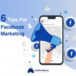 6 نصائح في التسويق عبر الفيس بوك