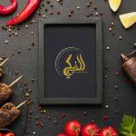 Al Nabki Resturant Branding