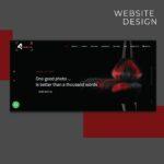 تصميم و تطوير موقع 4Prodaction