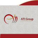تصميم الهوية البصرية لشركة ATI Group